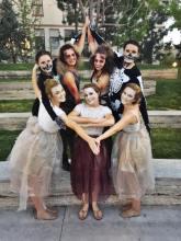 Theta Skit Choreo Team